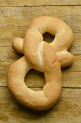 Pane di San Valentino Valentine's bread Pan de San Valentín