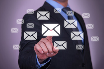 Touch Email