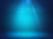 Underwater background - 78233615