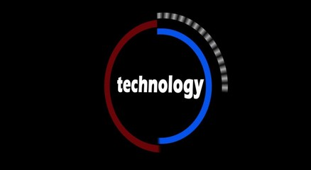 Technology Intro Animation