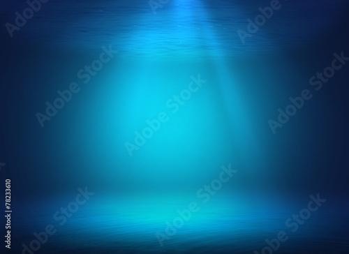 Tuinposter Koraalriffen Underwater background