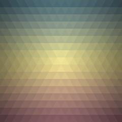 Geometrical Background consisting of triangular elements