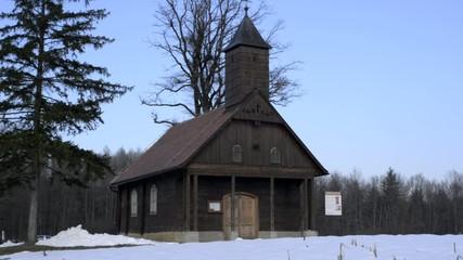 old beautiful chapel