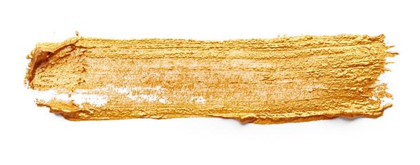 Golden paint