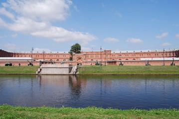 Кронгард Петербург оружейный склад