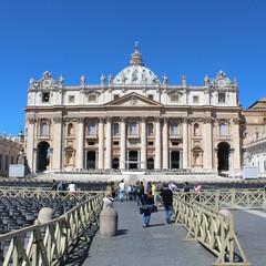 Italie / Le Vatican - Basilique Saint-Pierre