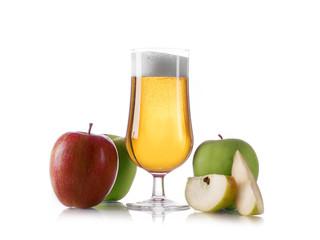 Apple cider ale