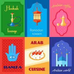 Arabic Culture Poster