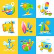 Summer Vacation Design Concept - 78245459