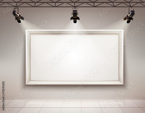 Picture Frame Illuminated - 78245605