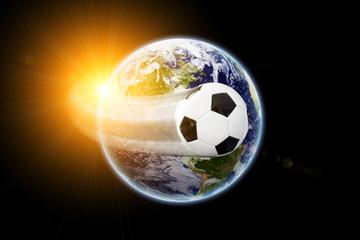 The soccer world