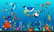 Underwater World Concept - 78246009