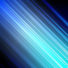 luce azzurra