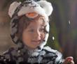 Bambino vestito da Carnevale