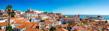 "Постер, картина, фотообои ""Panorama of Lisbon"""