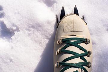 winter climb boot