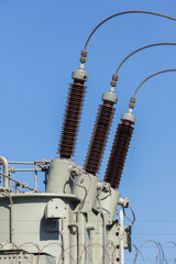 Electrical Cable Transformer Connections
