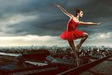 Fototapety Ballet Dancer
