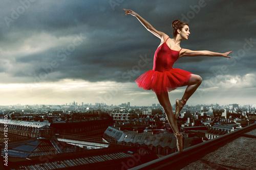 Ballet Dancer - 78249410