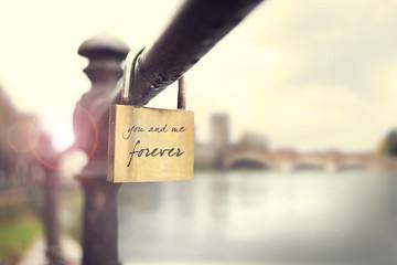 Promise of eternal love