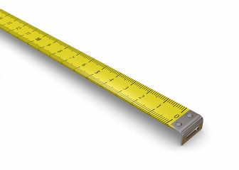 Tape Measure - 3D
