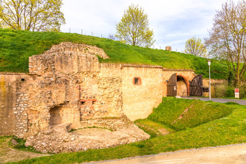 Rüsselsheim, Festung