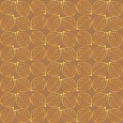 leaf patterned background