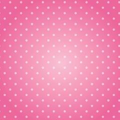 pink Hintergrund Punkten gepunktet Geburt Mädchen