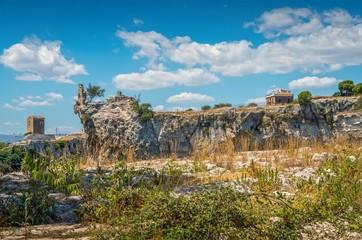 Latomia del Paradiso,Siracusa.