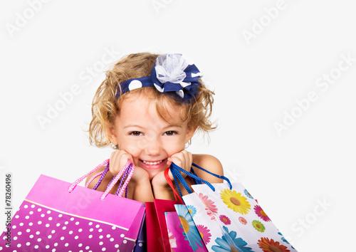 Zdjęcia na płótnie, fototapety, obrazy : facciamo shopping!