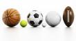 Sports balls - 78260619