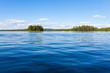 Finland lake scape at summer - 78261659