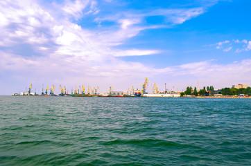 Sea Port Berdyansk