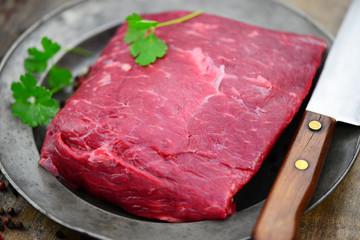Fleisch Messer