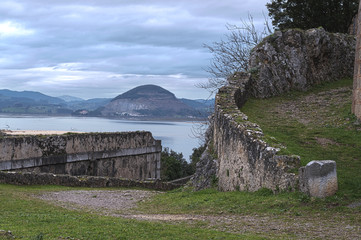 Montehano desde Fuerte San Carlos