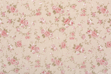 Rose floral tapestry pattern, romantic texture background