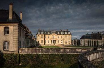 Chateau Champs Sur Marne near Paris France