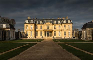 Chateau Champs Sur Marne near Paris