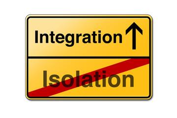Integration Isolation Multikulti