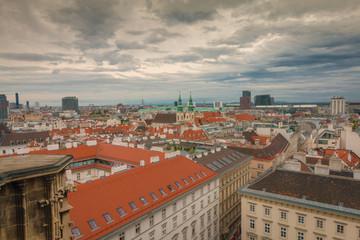 Nice View of Vienna Austria