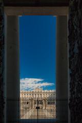 Royal Palace of Madrid Spain