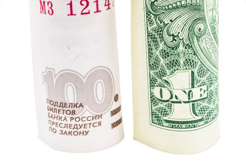 russian ruble and american dollar historical exchange rate