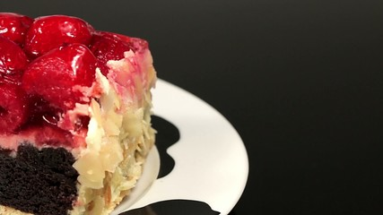 Himbeer cake