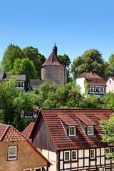 Erasmuskapelle auf dem Burgberg in Warburg