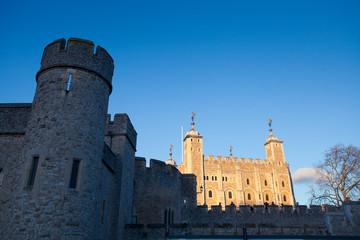 Tower of London, England, UK.
