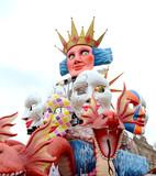 Karnevalsumzug in Italien - Fano