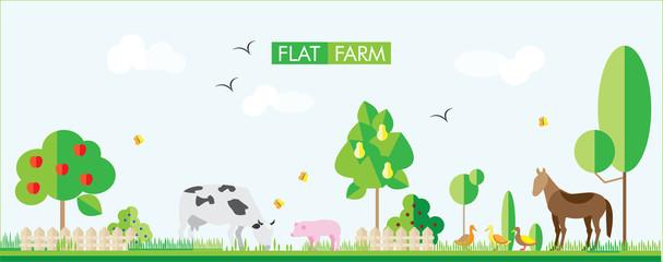eco farm flat