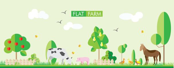 eco farm flat 2