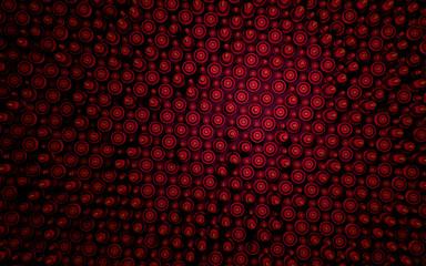 Abstract circles pattern 03