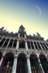 brussels tilt-shift